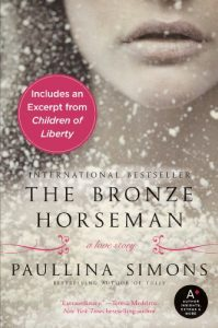 The Bronze Horseman by Paulina Simons (Russian Historical Fiction)