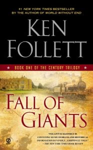 The Fall of Giants by Ken Follett (Russian Historical Fiction)