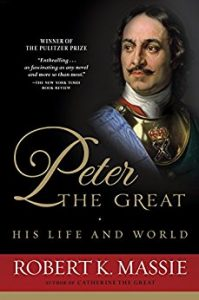 Peter the Great by Robert K. Massie (Russian Historical Fiction)