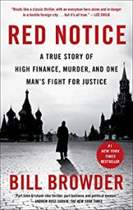 Red Notice by Bill Browder (Russian Historical Fiction)