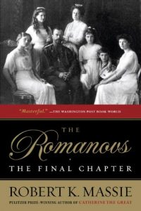 The Romanovs by Robert K. Massie (Russian Historical Fiction)